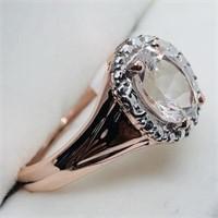Rgss Morganite Ring