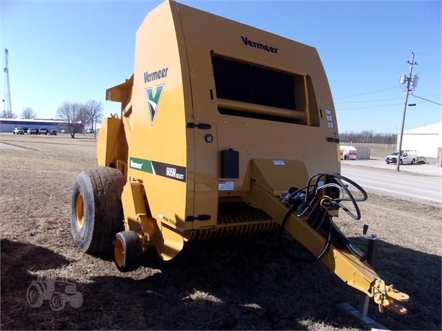 2019 VERMEER 605N For Sale In Cameron, Missouri | TractorHouse com