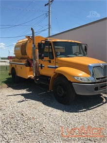 INTERNATIONAL 4200 Sewer Rodder / Septic For Sale By Lynmor