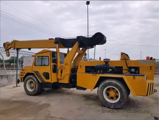 1988 Linmac other - Heavy Machinery for Sale
