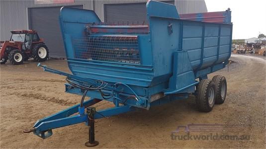 0 Buckton SD83 Farm Machinery for Sale