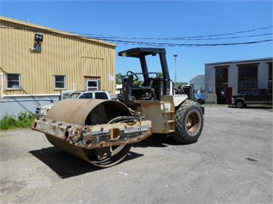 INGERSOLL-RAND SD115 Auction Results - 22 Listings