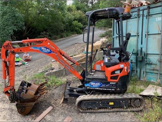 2016 Kubota U17-3 - Heavy Machinery for Sale