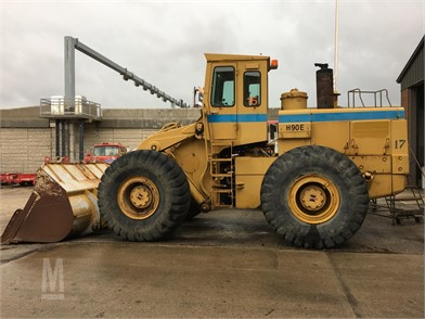 HOUGH Wheel Loaders Auction Results - 36 Listings