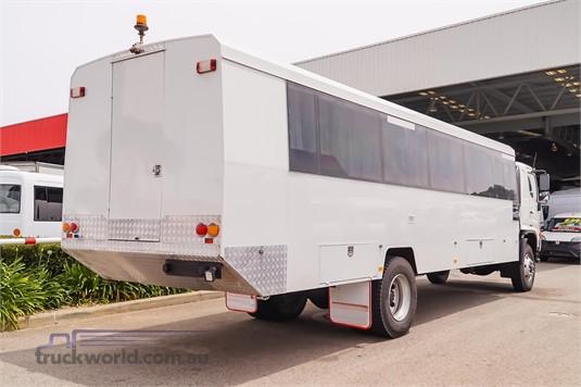 2014 Hino 500 Series 1322 GT 4x4 Overland Truck - Hino Truck