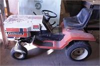 Gilson Yard Tractor