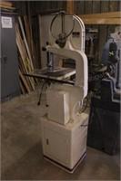 Jet Woodworking Bandsaw Model JWBS-14CS