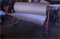 Roll of Pattern Paper & stand