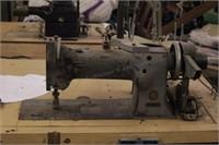 Singer Commercial Sewing Machine