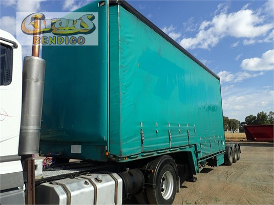 1997 Freighter St3 Grays Bendigo - Trailers for Sale