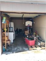 Abandoned property Storage Units