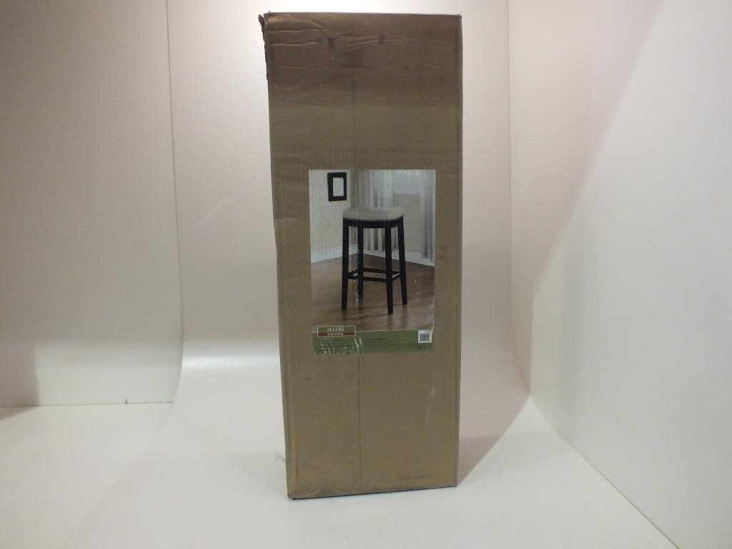 Strange Linon Allure Bar Stool Color Linen The Bargain Box Gmtry Best Dining Table And Chair Ideas Images Gmtryco