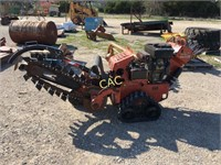 March Equipment Auction