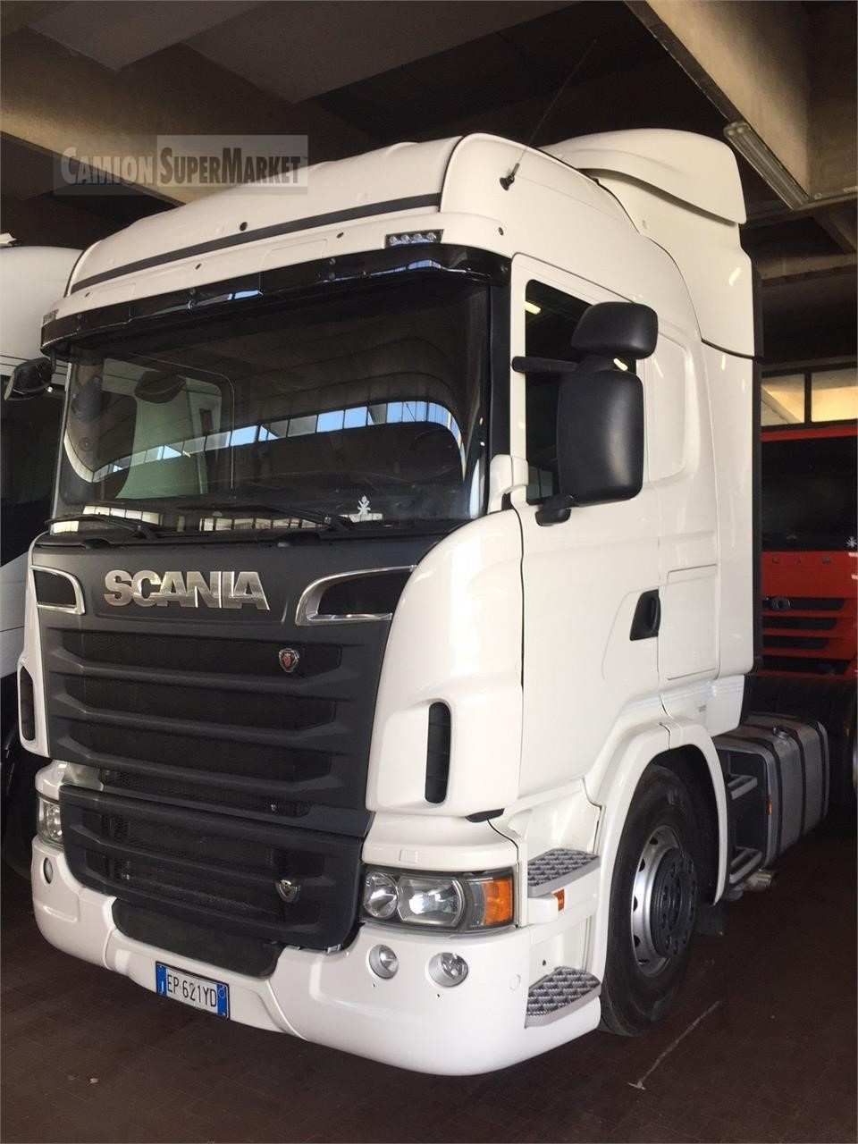 Scania R560 Second-hand