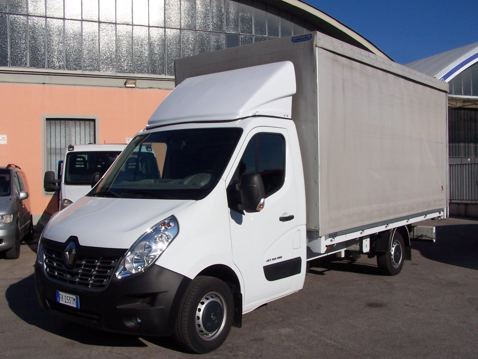 Renault MASTER 145 #Used
