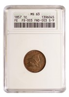March 2018 Online Rare Coin & Currency Auction
