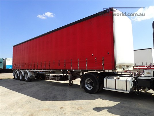 1996 Freighter Curtainsider Trailer Trailers for Sale