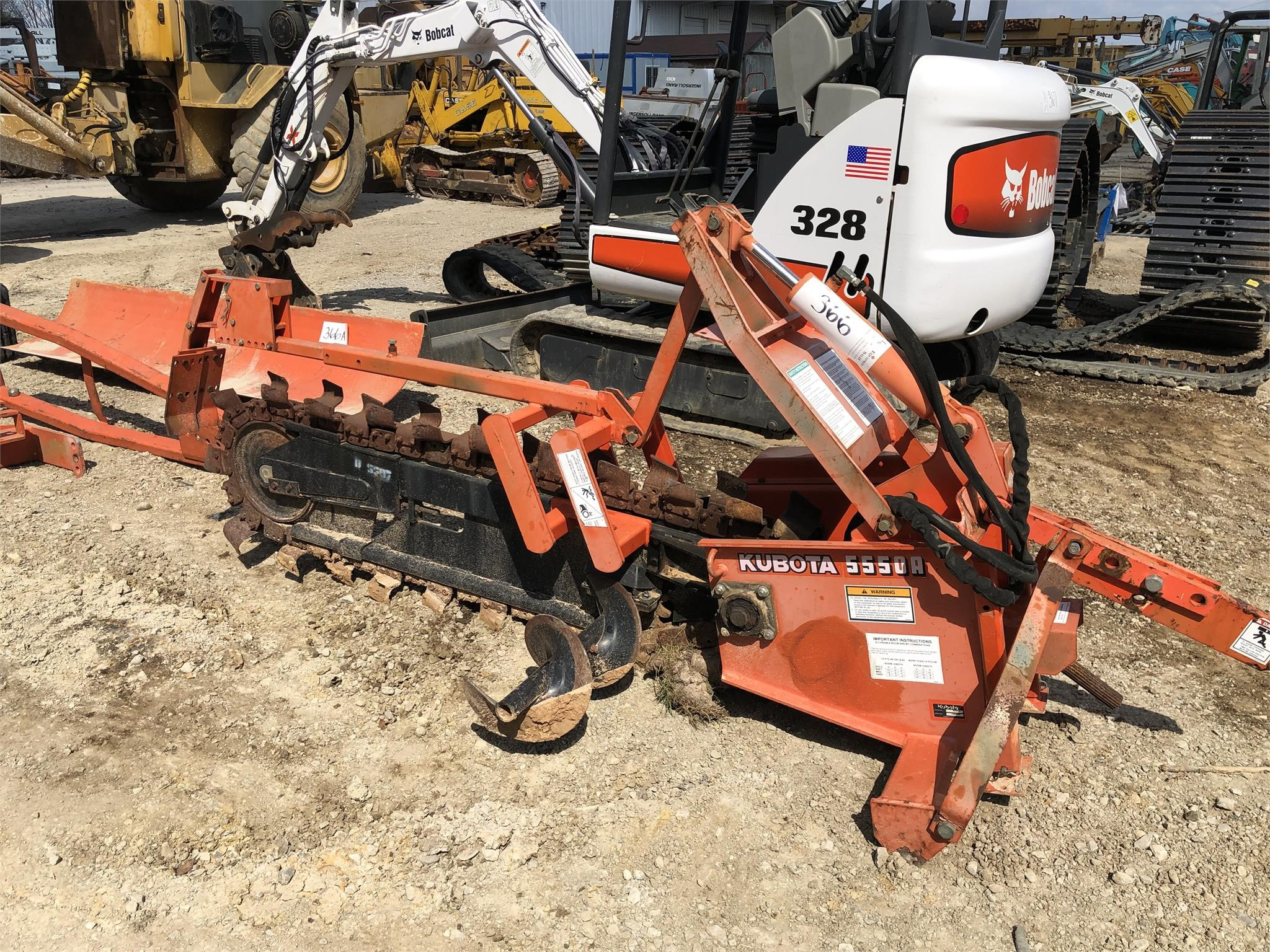 KUBOTA 5550A For Sale in La Vergne, Tennessee | LiftsToday com