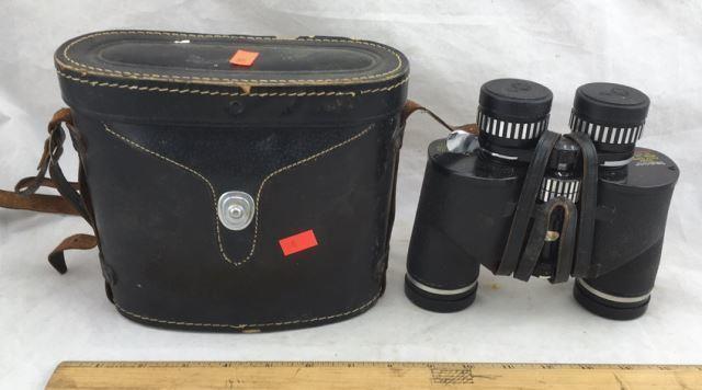 Vintage Tasco Binoculars with Case | Chesapeake MarketPlace