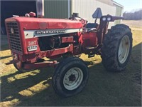 Rice Farm Equipment Auction