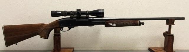 Remington 7600  243 Pump Action Rifle   United Country Musick & Sons