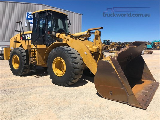 2011 Caterpillar 972H Heavy Machinery for Sale
