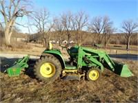 Tractors/Autos/Trucks Online Auction