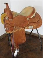 Online Saddle Tack Auction Live And Online Auctions On Hibid Com