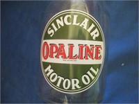 Sinclair Opaline Motor Oil Bottle