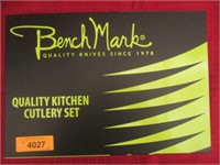 Bench Mark Quality Kitchen Cutlery Set
