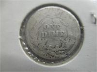 1914 & 1915 Rare Silver Barber Dimes