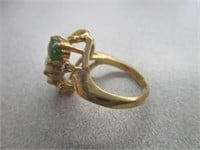 8) Rings In Various Sizes And Styles