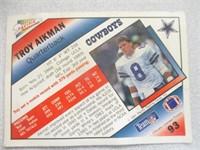 Troy Aikman Dallas Cowboys, Charles Oakley