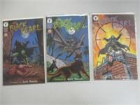 """3) """"Black Pearl"""" Collector Comic Books"""
