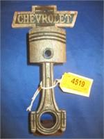 "Metal ""Chevrolet"" Handle"