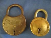 Bulldog, Sterling, Oak Leaf, Rugby And Autoloc