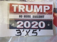Trump 2020 Banner 3' x 5'