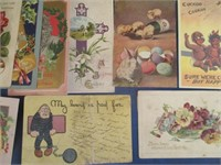 Vintage And Unique Post Card Collection
