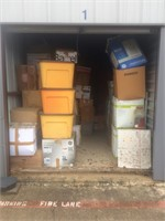 Smithfield March Storage Auction On-Line ONLY