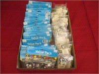 Party Supplies (Toe Rings, Adhesive Jewels)