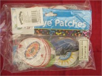 Party Supplies (Eye Patches, Toe Rings, Stampers,