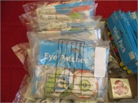 Pary Supplies (Toe Rings, Eye Patches, Adhesive