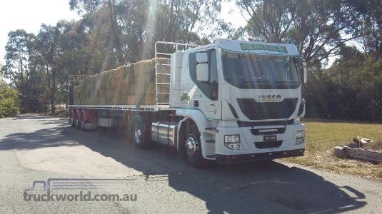 2014 Iveco Stralis ATi460 Trucks for Sale