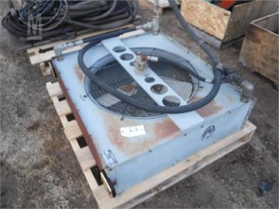 Hydraulic Drive Heat Exchanger Other Resultados Leilões - 1