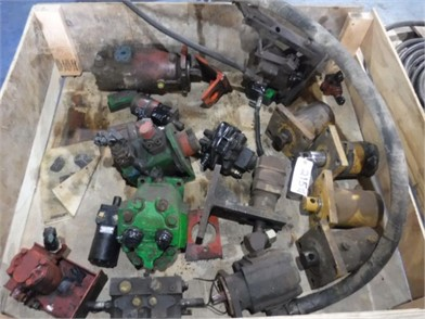 Assorted Hydraulic Motors Other Auction Results In Iowa - 1