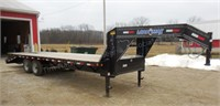 2017 Load Max Trailer  ONLY USED 1 TIME!