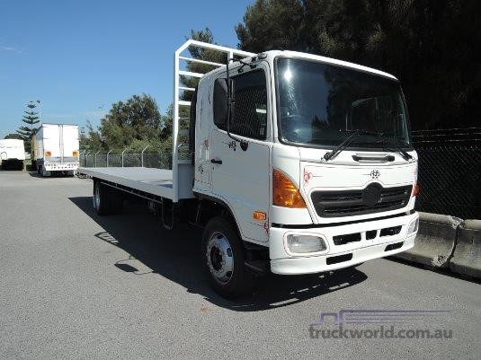 2007 Hino GH1J Trucks for Sale