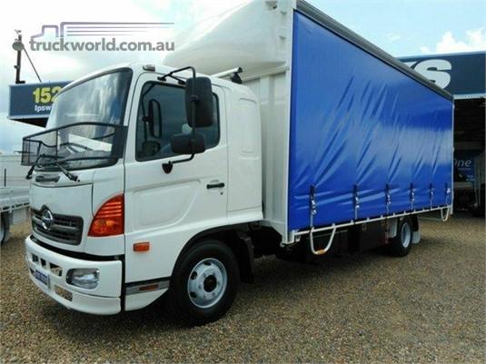 2009 Hino 500 Series 1024 FD Trucks for Sale
