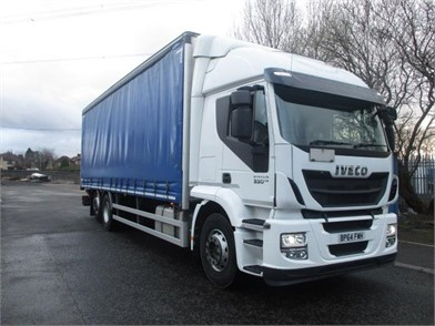 2015 IVECO STRALIS 330 at TruckLocator.ie