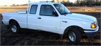 1996 Ford Ranger XLT Pickup (view 1)